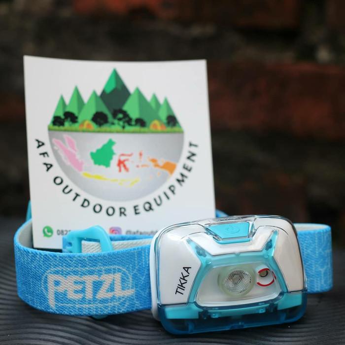 Petzl Zipka HEADTORCH New 200 LM Model Camping Hiking Fishing
