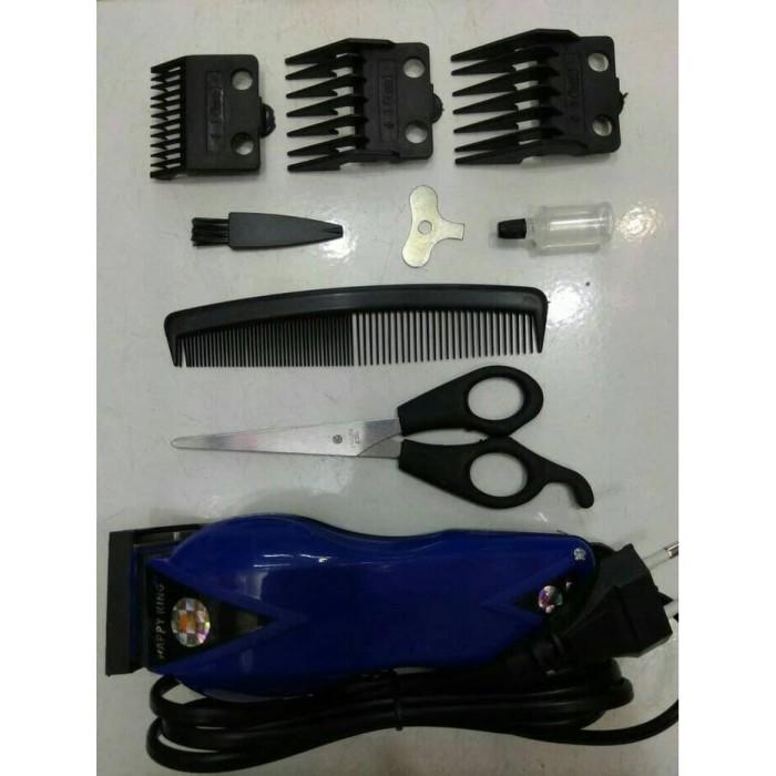 Hair Cliper Atau Alat Cukur Rambut Happy King Hk 900 - Daftar Harga ... 8a037f18dd