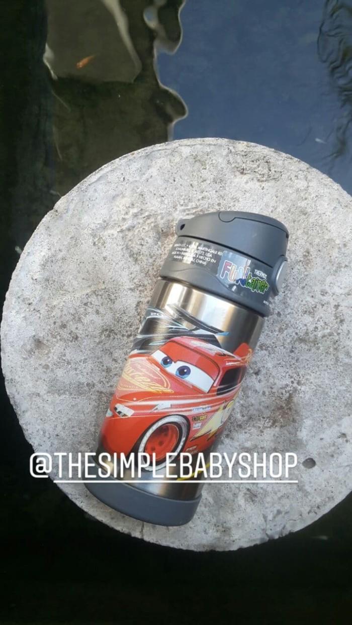 harga Thermos funtainer botol minum stainless car Tokopedia.com