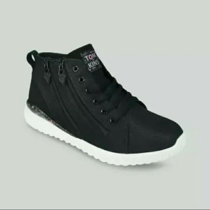 Jual sepatu TOMKINS wanita NOCTURNAL black wht - tomkins  ebde810451