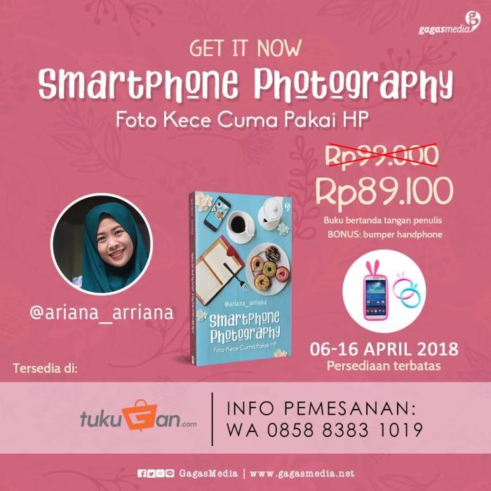 harga Smartphone photography + bumper handphone - @ariana_arriana Tokopedia.com