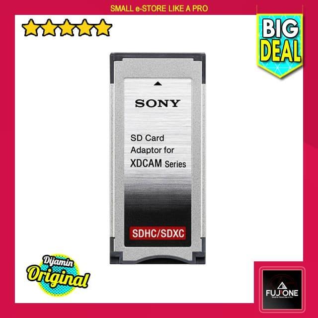 harga Sony mead-sd02 sdhc card adapter for xdcam Tokopedia.com