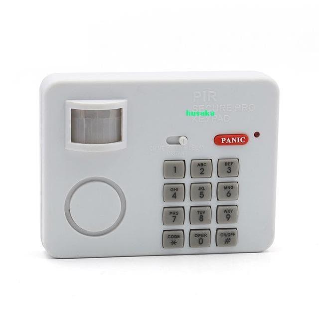 harga Alarm sekurity canggih sensor gerak-wireless motion sensor alarm with Tokopedia.com