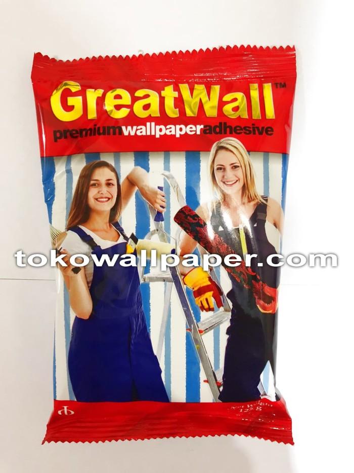 Jual Lem Wallpaper Greatwall Jakarta Pusat Maju Interior Tokopedia