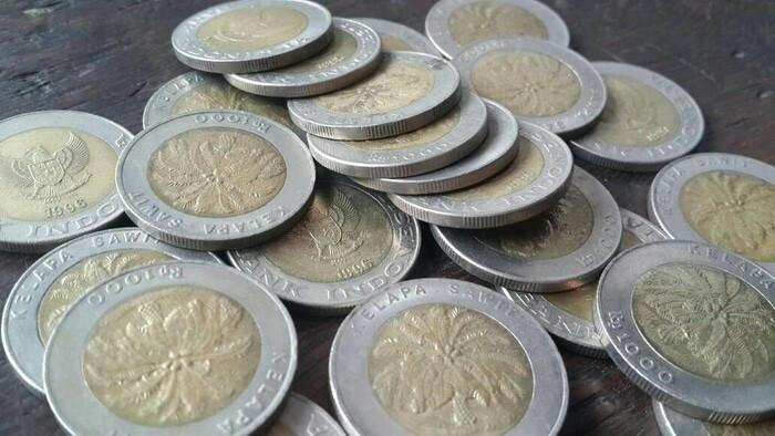 harga Uang Kuno - Pecah Logam 1000 - Koin Kelapa Sawit Tokopedia.com