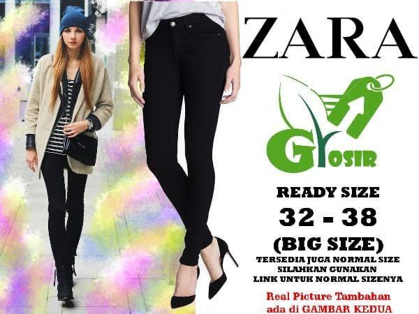 Katalog Skinny Jeans Hitam Wanita Travelbon.com