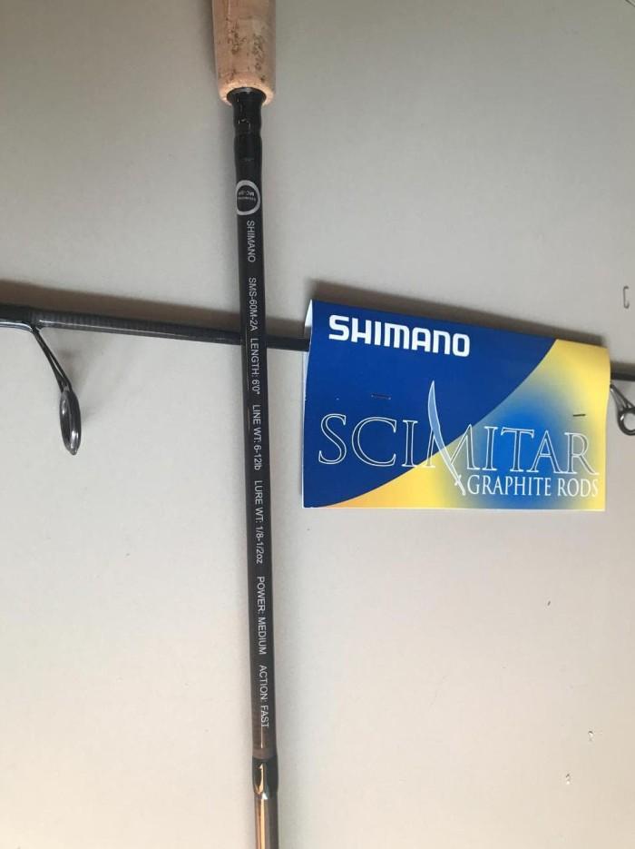 Joran Pancing Shimano Scimitar 180 Cm