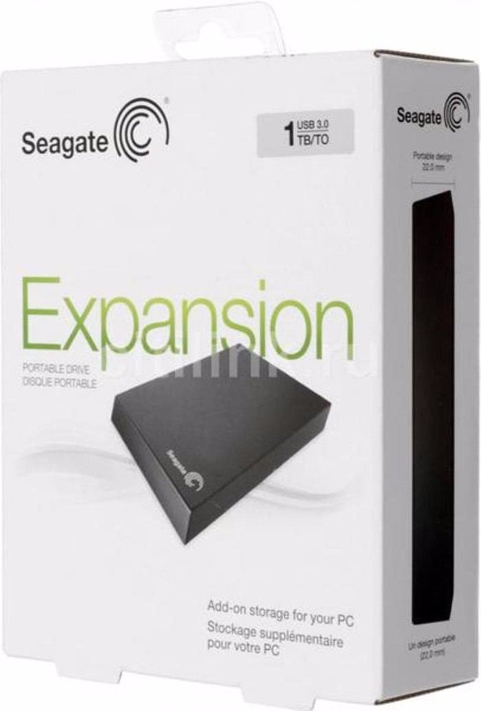 Hardisk Eksternal Seagate Expansion 1 Tera 2 5 Usb 3 0 External Tb