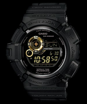 harga Jam tangan pria casio g-shock original g-9300gb-1d mudman solar power Tokopedia.com