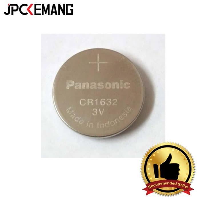 Jual Panasonic Lithium Battery Cr1632 Harga Promo Terbaru
