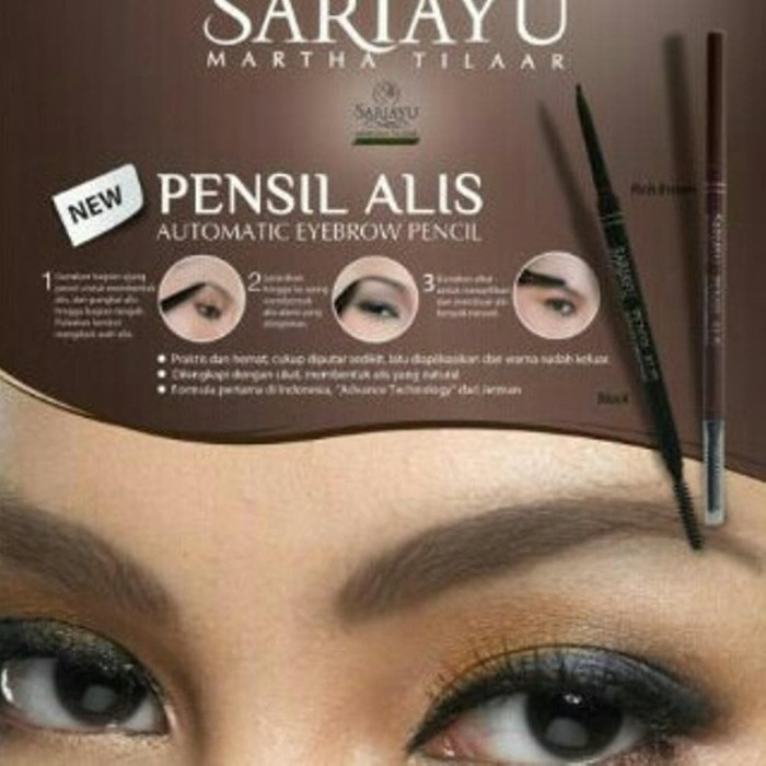 Info Pensil Alis Sariayu Travelbon.com