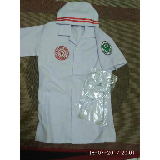 harga Baju kostum seragam karnaval anak profesi perawat suster Tokopedia.com