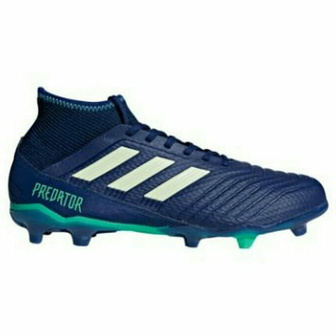 Jual Sepatu Bola Adidas Predator 18 3 Fg Biru Art Cp9304 Original