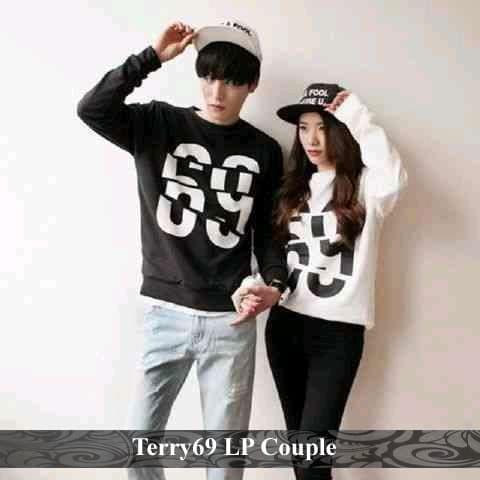 Foto Produk baju pasangan | jual baju couple | grosir baju murah | terry 69 lp dari koleksi baju couple