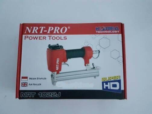 Mesin Paku Tembak Otomatis NRT 1022-J Pro / Mesin Air Nailer