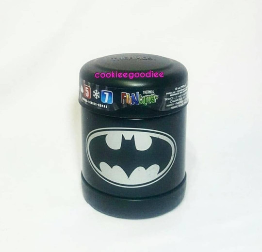 harga Batman thermos funtainer - food jar Tokopedia.com