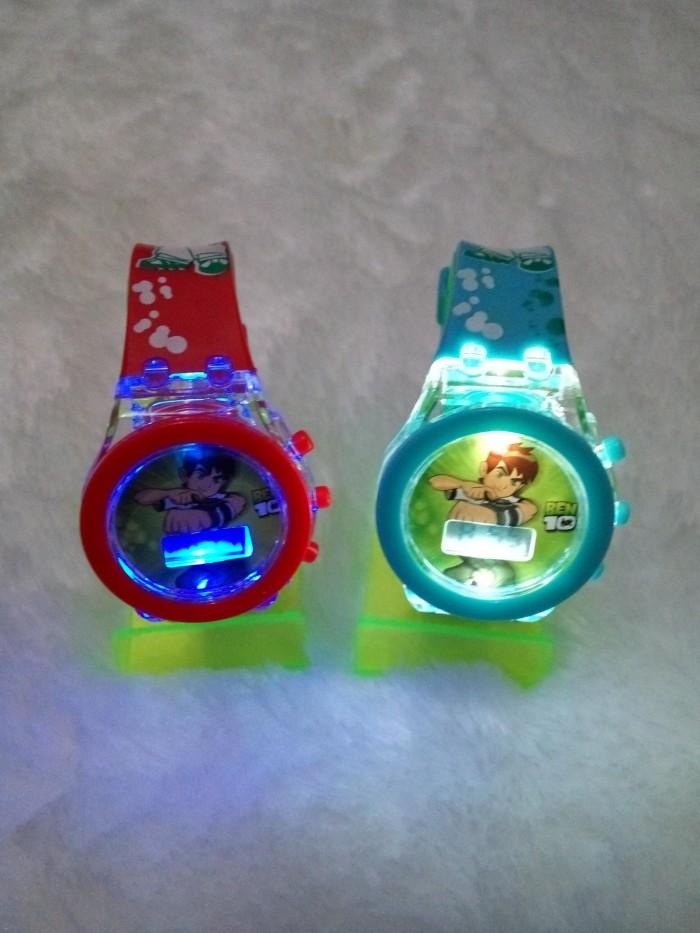 harga Jam tangan anak karakter ben 10 Tokopedia.com