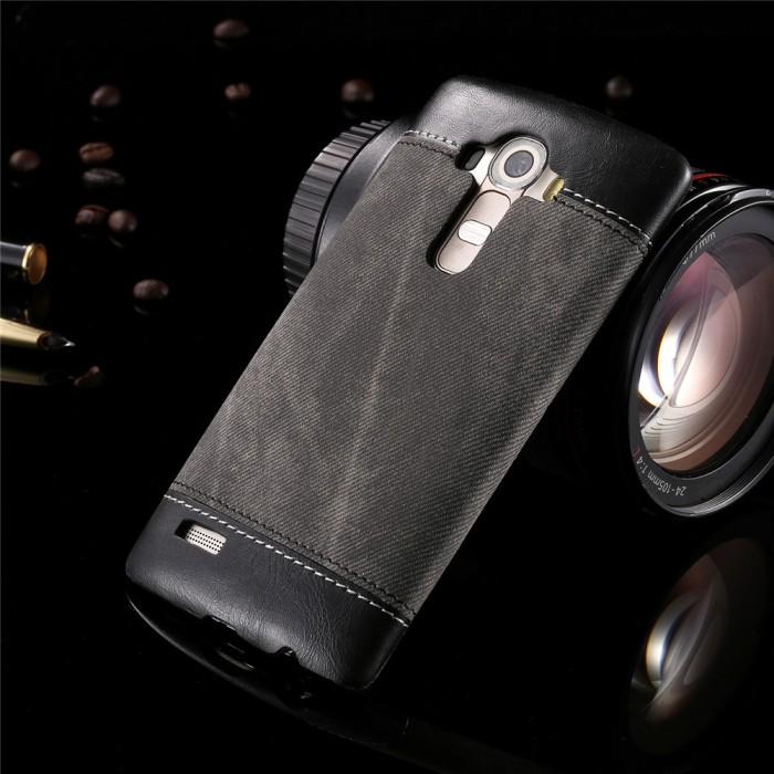 harga Luxury deluxe pu leather canvas case  lg g5 g3 g4 cowboy man canvas ph Tokopedia.com