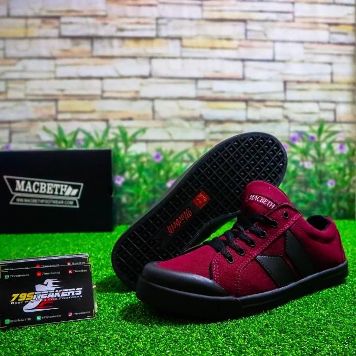 harga Sepatu Macbeth Vegan Man Premium Original - Udh3 - 2 - 79sneakers Blanja.com