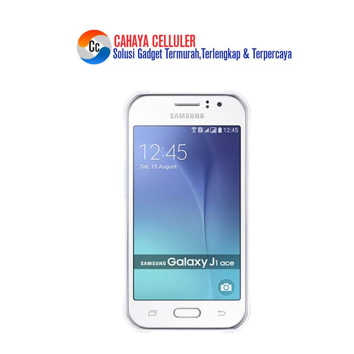 Samsung Galaxy j1 Ace VE SM - J111 4G LTE - 8GB - Garansi Resmi SEIN - Putih