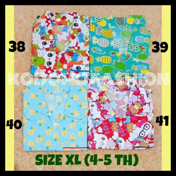 Piyama / Baju Tidur Anak Murah Usia 1-5 Tahun 3