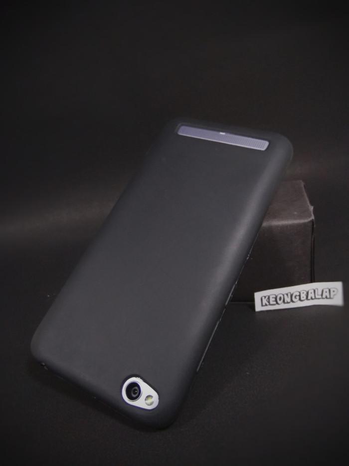 online store 9790d 9a141 Jual Xiaomi Redmi 5A Softcase Black Matte Ultra Slim Silicone Case Doff -  Kota Bekasi - keongbalap   Tokopedia