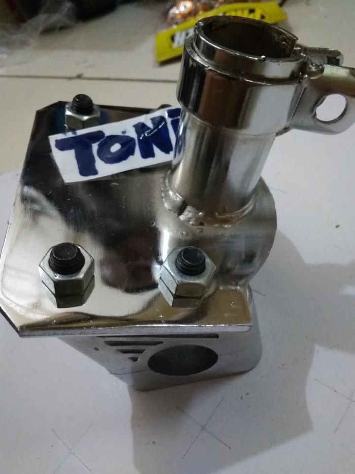 harga Adaptor stang motor honda yamaha matic mio vario x ride dll Tokopedia.com