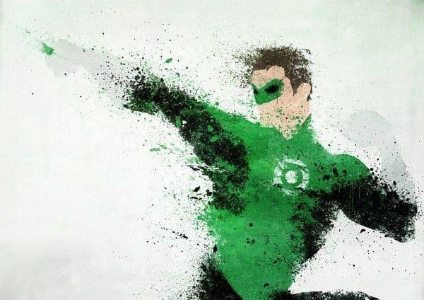 harga Superhero digital art [greengoblin-spl] size 30x30cm Tokopedia.com