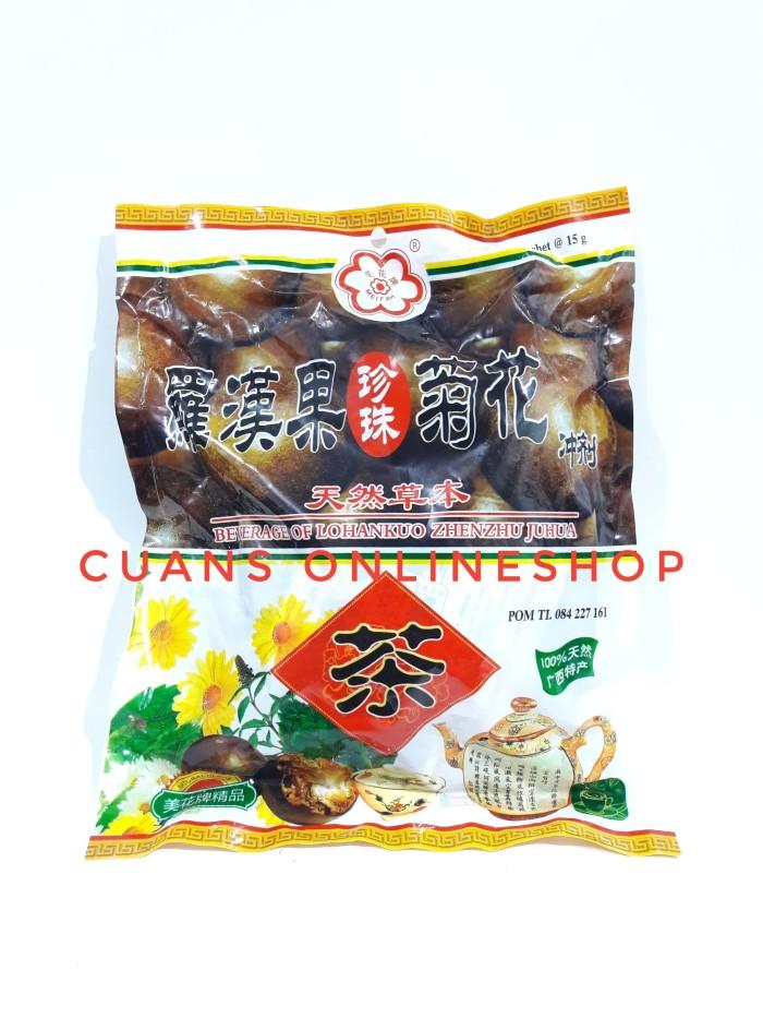 harga Beverage of lohankuo zhenzu jihua. lo han kuo mutiara chrysanthemum Tokopedia.com