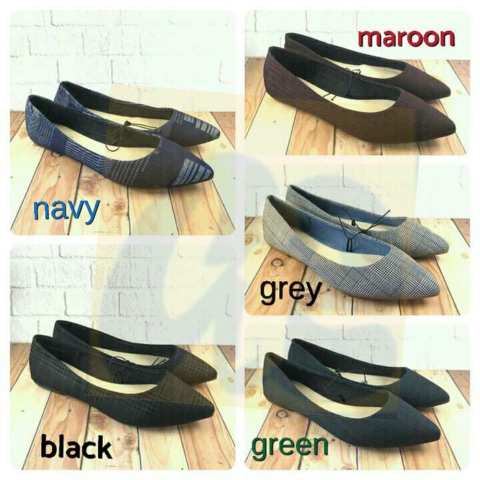 harga Sepatu wanita vincci ori murah   sale   vnc   original   flat shoes  Tokopedia de2328627e