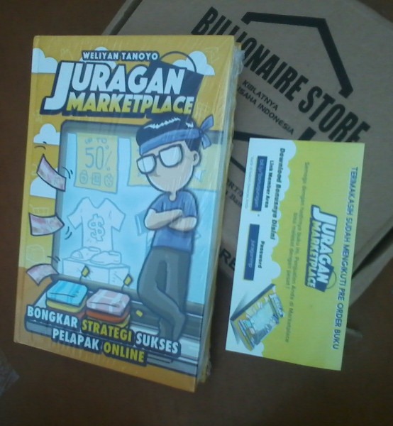 harga Juragan marketplace Tokopedia.com