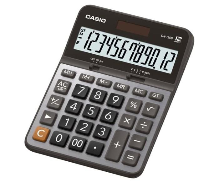 Casio Pratical Calculator DX-120B