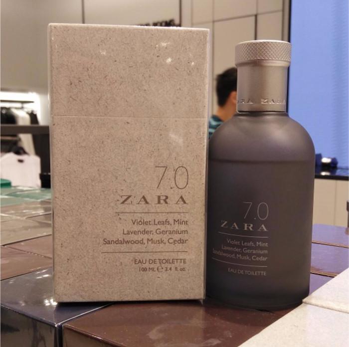 Jual Parfum Zara 70 Original Eropa Parfume 70 Pria Ori Reject Tahan