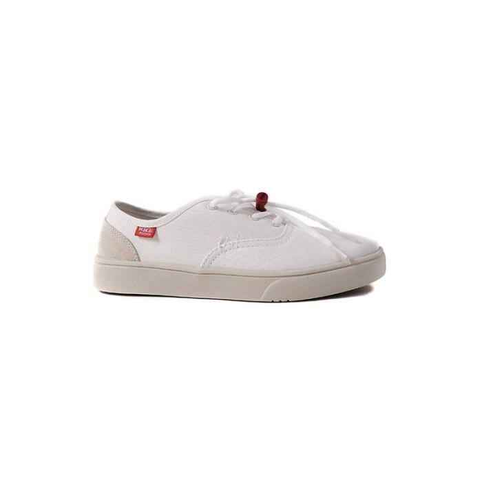 harga Wakai uwabaki white sepatu sneakers (wak0002660.c2158) - putih 41 Tokopedia.com