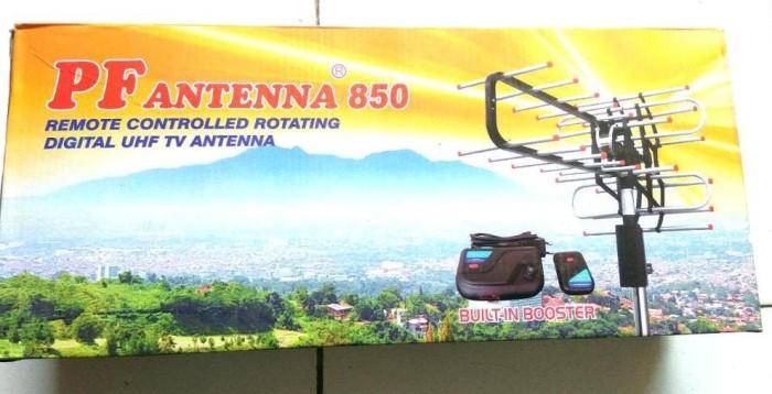 Jual Antena Tv Digital Analog Outdoor Luar Remote & Booster Pf 850 - ciptateknologi | Tokopedia