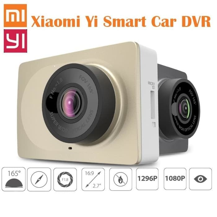 harga Xiaomi yi smart car dash cam adas dvr wifi 165 degree 1080p 60fps Tokopedia.com