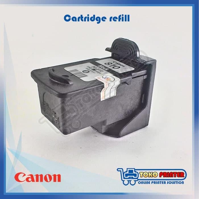 Info Cartridge Canon Ip2770 Hitam Travelbon.com