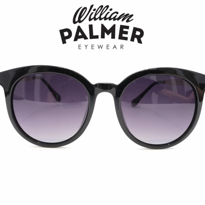 Harga Produk William Palmer Kacamata Hitam Clinton Black Terbaru ... f783d02bfb