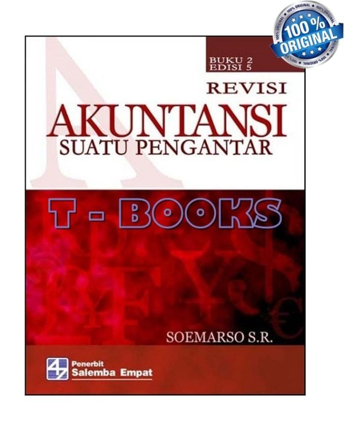harga Akuntansi suatu pengantar edisi 5 bk.2/soemarso Tokopedia.com