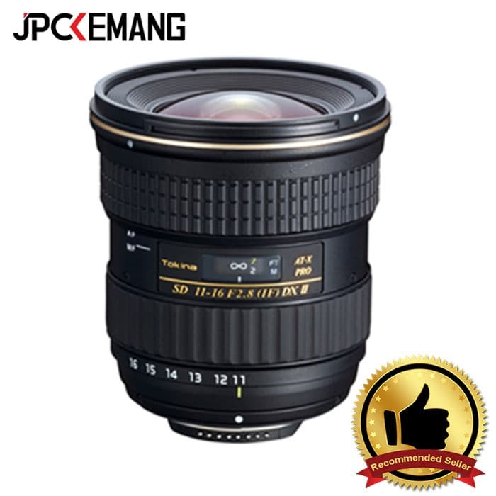 harga Tokina for nikon af 11-16mm f/2.8 pro dx ii(built in motor) Tokopedia.com
