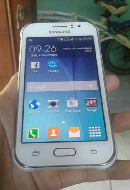 Jual Samsung J1 Ace Putih Kab Subang Max Pur Tokopedia