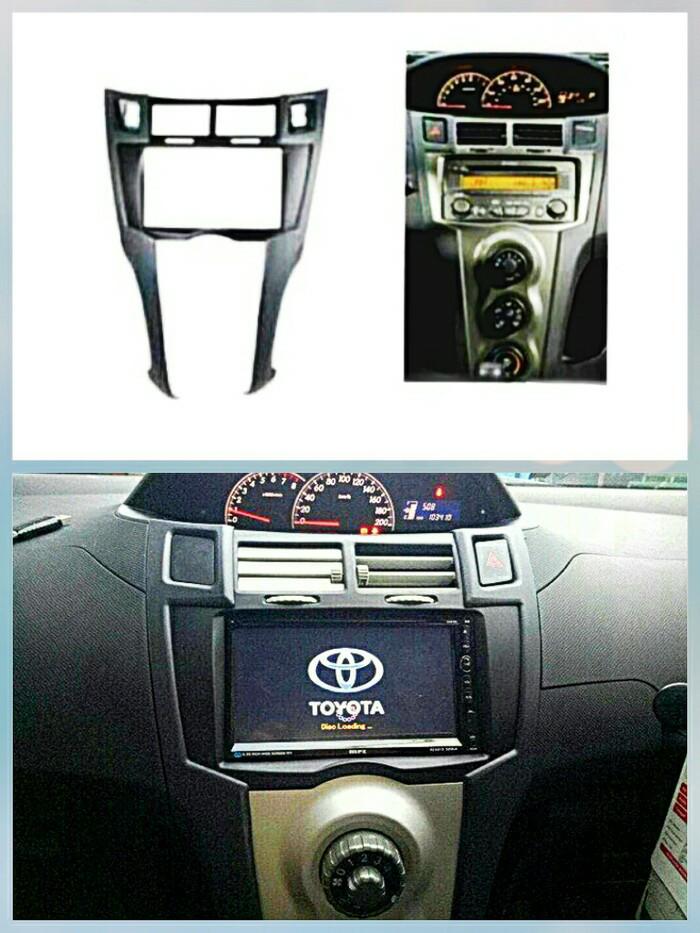 harga Tape mobil yaris dan frame yaris head unit jec mp4 gd-6980/6981 Tokopedia.com