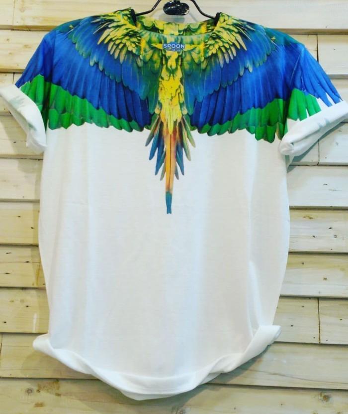harga Kaos burung modis Tokopedia.com