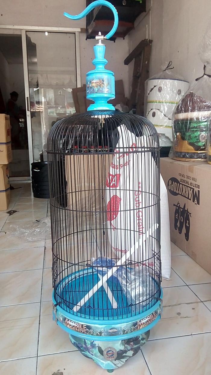 harga Ebod jaya sangkar burung lovebird jati Mobile Legend Tokopedia.com