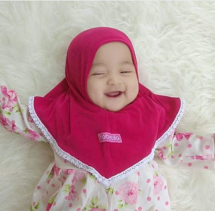 Jual Jilbab Bayi Lucu Jilbab Anak Baju Muslim Anak Kerudung