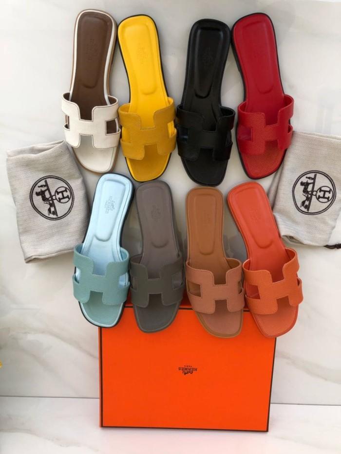 Jual Sandal Hermes Oran Epsom Mirror Quality Size   35-40 Red ... c1e5d94b09