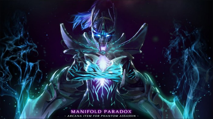 harga Manifold paradox (arcana phantom assassin) Tokopedia.com
