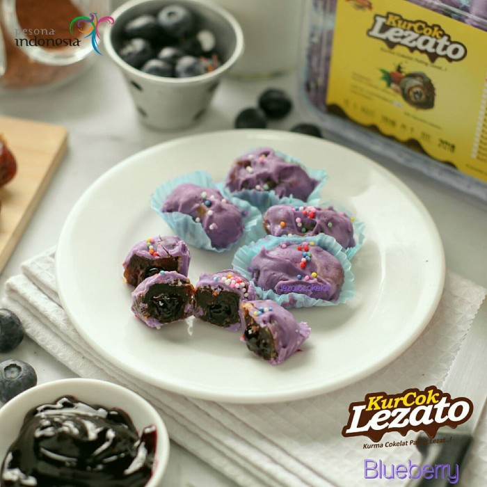 Perdana Nomor Cantik. Source · Lezato kurcok blueberry (kurma cokelat /