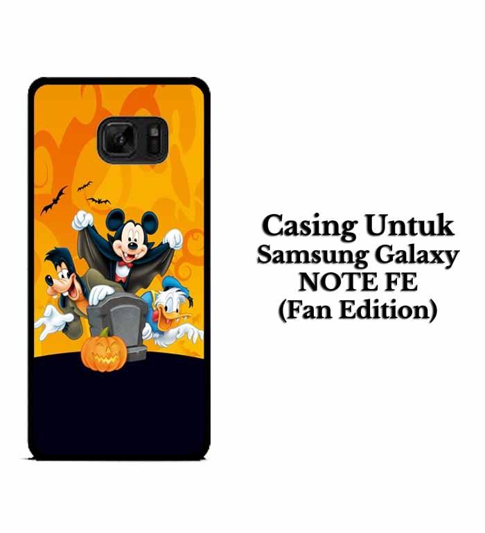 harga Hardcase samsung galaxy note fe mickey donald halloween custom casing Tokopedia.com