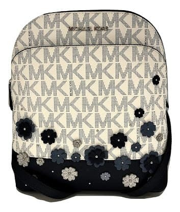 5709e7513f60e8 Jual Tas Michael Kors original - Mk emmy backpack vanilla black ...